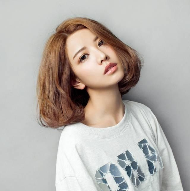 15 Photo Of Short Hairstyles For Korean Girls