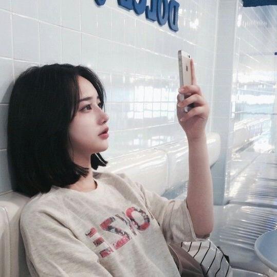 Best 25+ Korean Short Hair Ideas On Pinterest | Korean Short In Korean Short Hairstyles For Beautiful Girls (View 11 of 15)