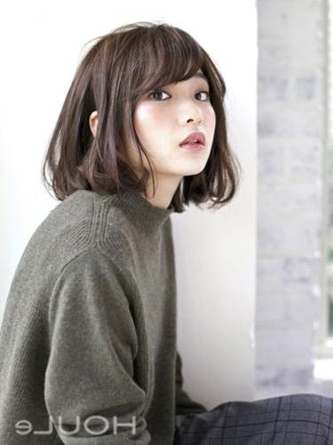 Cute Korean Styles For Short Hair Www Pixshark Com