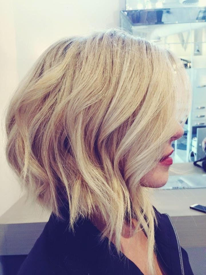 Best 25+ Long Graduated Bob Ideas On Pinterest | Graduated Bob Throughout Short In Back Long In Front Hairstyles (View 14 of 15)