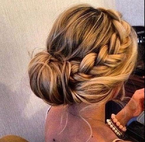Best 25+ Long Hair Updos Ideas On Pinterest | Updo For Long Hair Within Updo Hairstyles For Long Hair (View 9 of 15)