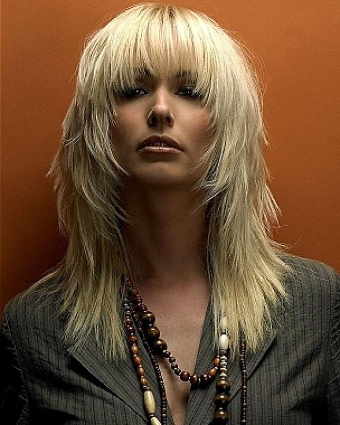 Best 25+ Long Shag Haircut Ideas On Pinterest | Long Shag Pertaining To Long Layered Shags Hairstyles (View 2 of 15)
