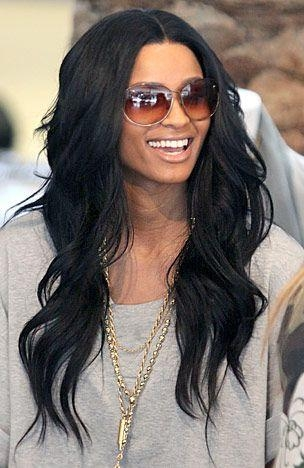 Best 25+ Long Weave Hairstyles Ideas On Pinterest | Blonde Hair With Black Long Layered Hairstyles (View 13 of 15)