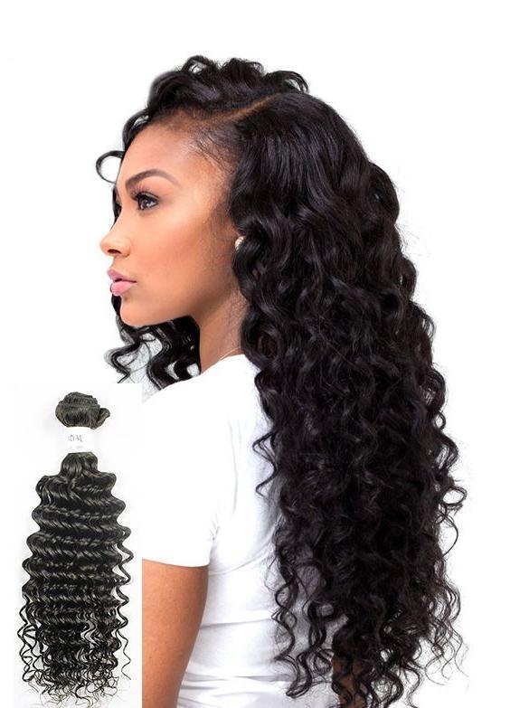 Best 25+ Long Weave Hairstyles Ideas On Pinterest | Blonde Hair With Wavy Long Weave Hairstyles (View 6 of 15)