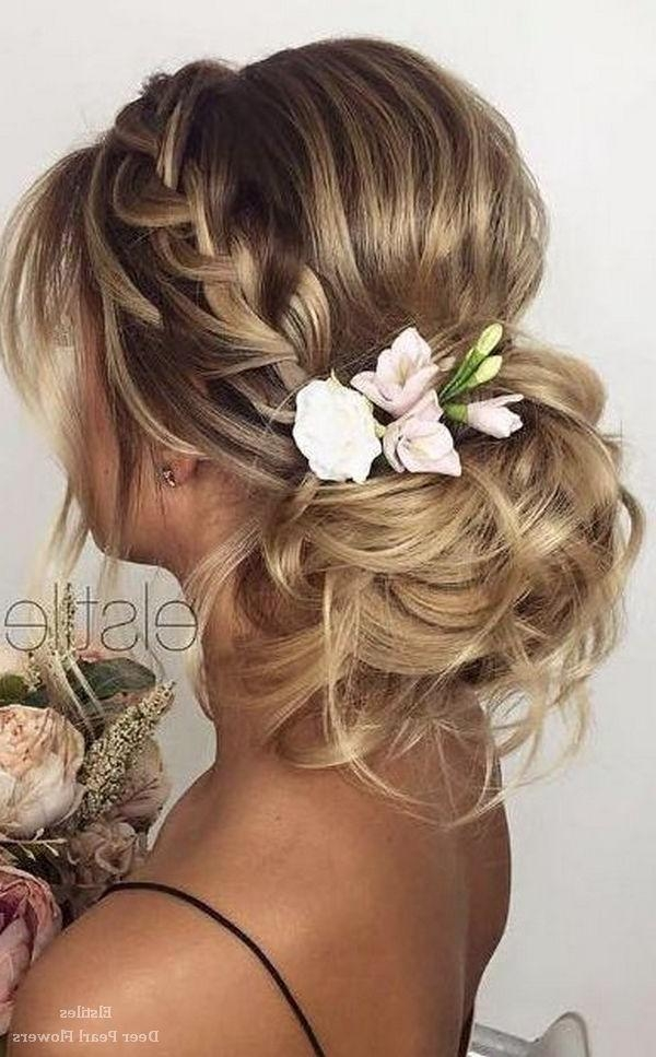 Best 25+ Long Wedding Hairstyles Ideas On Pinterest | Formal Hair With Hairstyles For Long Hair For Wedding (View 7 of 15)