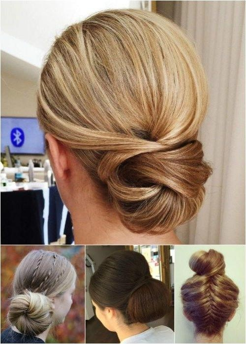 Best 25+ Medium Length Updo Ideas On Pinterest | Medium Length Inside Medium Long Updos Hairstyles (View 11 of 15)