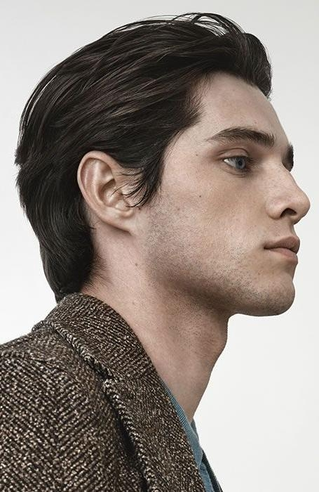 Best 25+ Men's Medium Hairstyles Ideas On Pinterest | Mens Pertaining To Medium Long Hairstyles For Men (View 8 of 15)