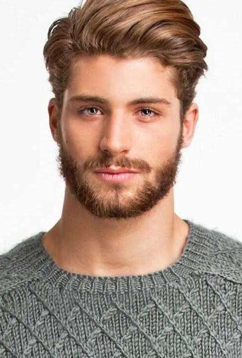 2018 Popular Medium Long Hairstyles For Men