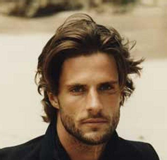 Mens Hairstyle Medium Length: 2019 Popular Medium Long Hairstyles For Men