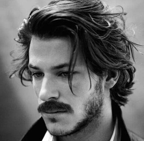 how to style mens medium length hair 2018 popular medium hairstyles for 2577