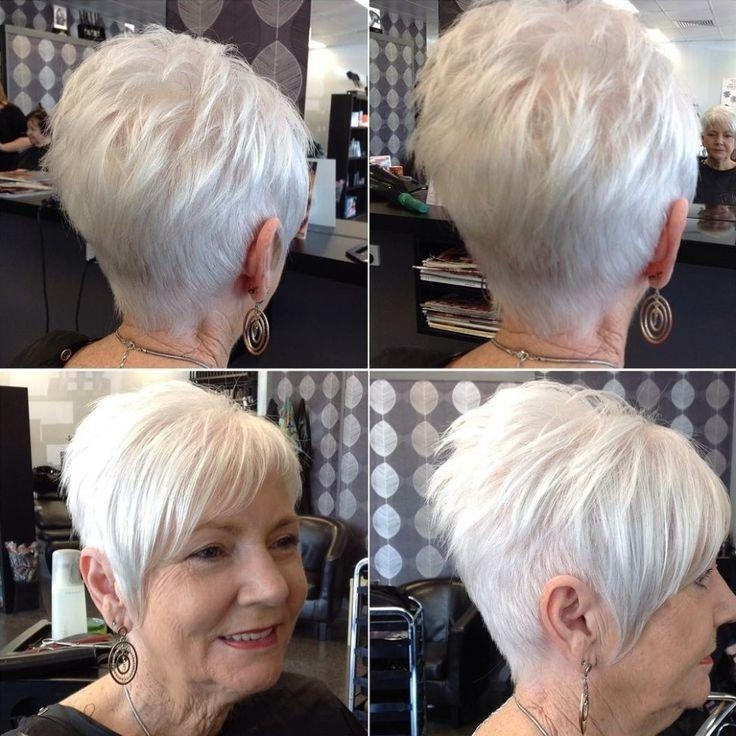 Best 25+ Older Women Hairstyles Ideas On Pinterest (View 4 of 15)