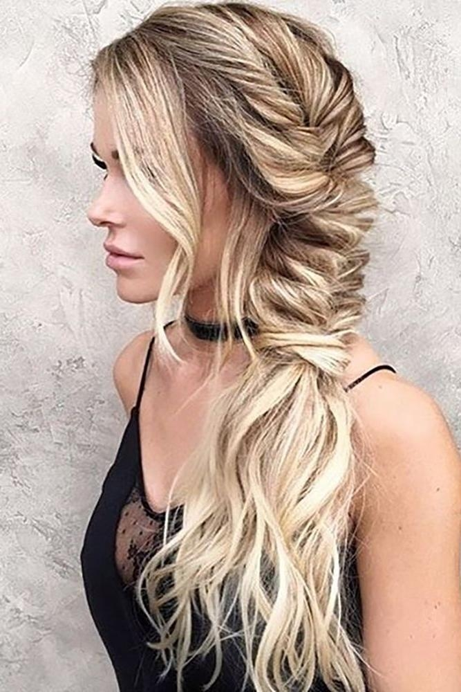 Best 25+ Party Hairstyles Ideas On Pinterest | Easy Party Pertaining To Long Hairstyles For A Party (View 6 of 15)