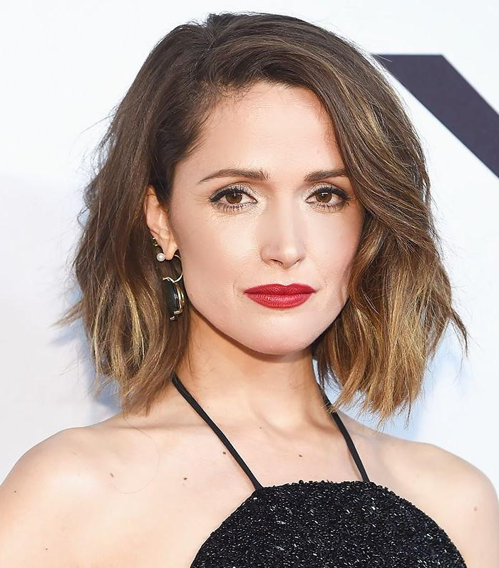 Best 25+ Rose Byrne Hair Ideas On Pinterest (View 3 of 15)