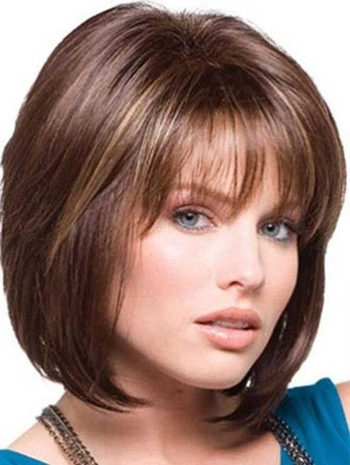 Best 25+ Short Layered Bob Haircuts Ideas On Pinterest (View 10 of 15)