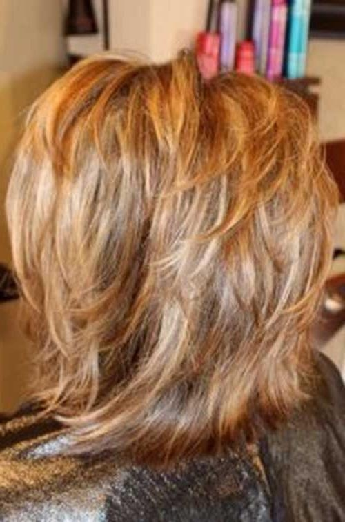 Best 25+ Short Layered Hairstyles Ideas On Pinterest | Hair Cuts In Long And Short Layers Hairstyles (View 15 of 15)