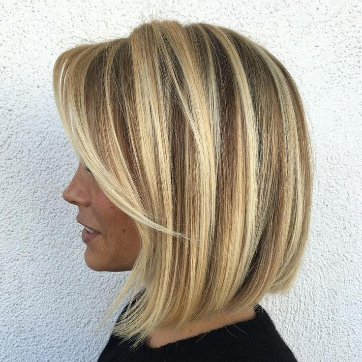 Best 25+ Shoulder Length Bobs Ideas On Pinterest (View 5 of 15)