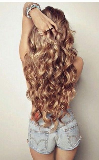 Best 25+ Thick Long Hair Ideas On Pinterest | May Long, How To Within Hair Clips For Thick Long Hairstyles (View 10 of 15)