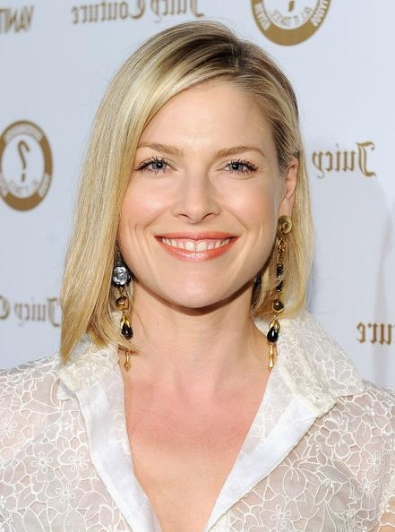 Best And Newest Ali Larter Bob Hairstyles Regarding Ali Larter Mid Length Bob – Ali Larter Shoulder Length Hairstyles (View 4 of 15)