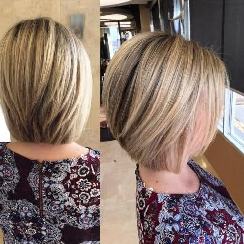Best And Newest Short Bob Hairstyles For Women Inside Top 25 Short Bob Hairstyles & Haircuts For Women In 2017 (Gallery 7 of 15)