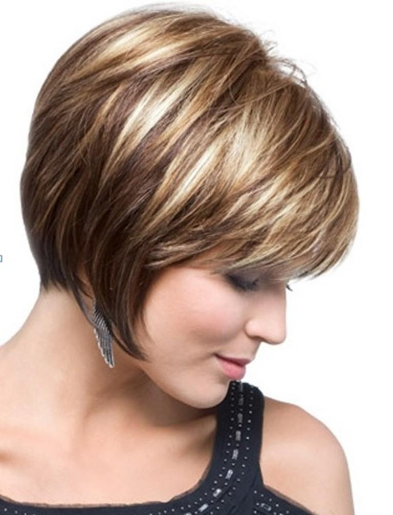 Best And Newest Short Layered Bob Hairstyles For Fine Hair Inside Length Layered Haircuts For Fine Hair (View 5 of 15)