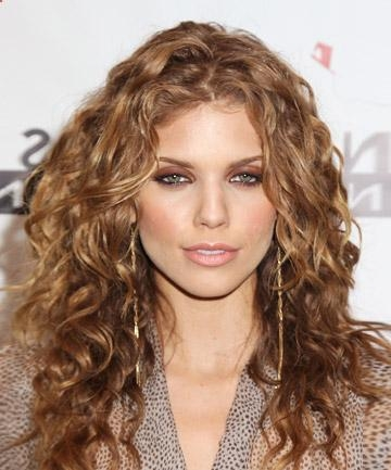 Best Haircuts For Curly Hair – Curly Haircuts And Curly Hair Styles Inside Haircuts For Women With Long Curly Hair (View 11 of 15)