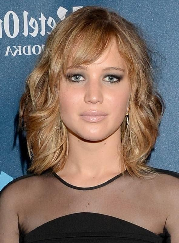 best hair styling for 15 best collection of haircuts for faces and big noses 8717