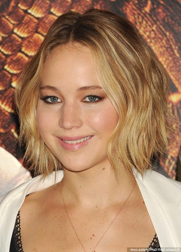 Beyonce, Jennifer Lawrence And Taylor Swift Inject New Life Into For Preferred Jennifer Lawrence Short Bob Haircuts (View 4 of 15)