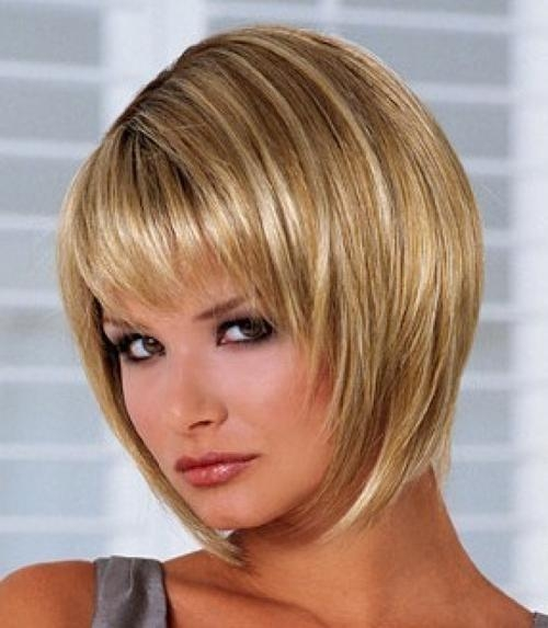 Bob Haircuts For Fine Straight Hair – Hairstyle Foк Women & Man In Widely Used Short Layered Bob Hairstyles For Fine Hair (View 6 of 15)