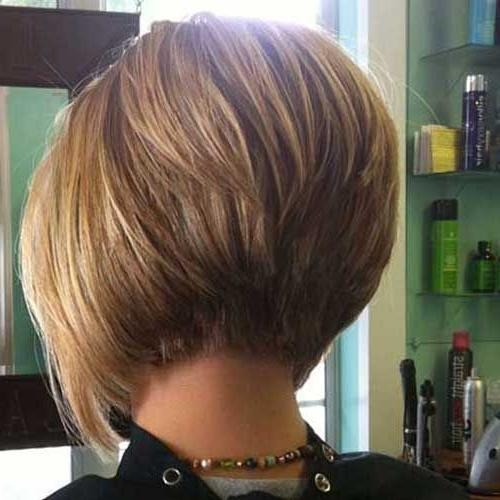 Bob Hairstyles 2015 – Short Hairstyles Regarding Most Recent Short Bob Hairstyles For Women (View 8 of 15)