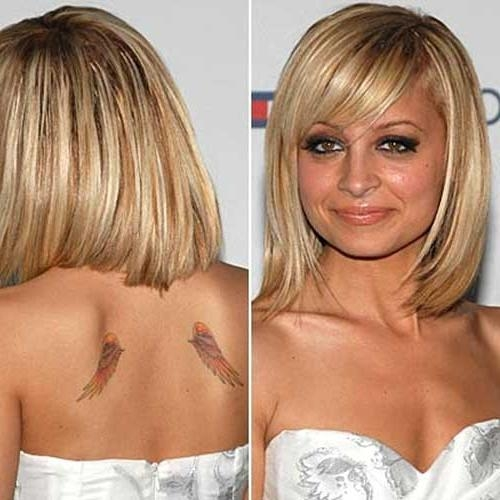 Bob Hairstyles 2017 – Short Throughout Popular Nicole Richie Bob Hairstyles (View 2 of 15)