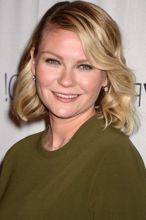 Bob Hairstyles: The Best Celebrity Bobs To Inspire Your Hairdo With 2017 Kirsten Dunst Bob Hairstyles (View 5 of 15)