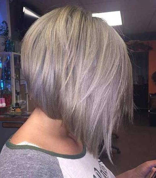 Bobs Regarding 2017 Graduated Inverted Bob Hairstyles With Fringe (View 14 of 15)