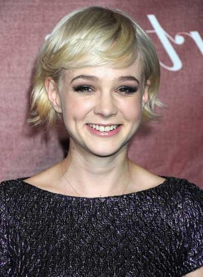 Carey Mulligan – Beauty Riot Pertaining To 2017 Carey Mulligan Bob Hairstyles (View 2 of 15)