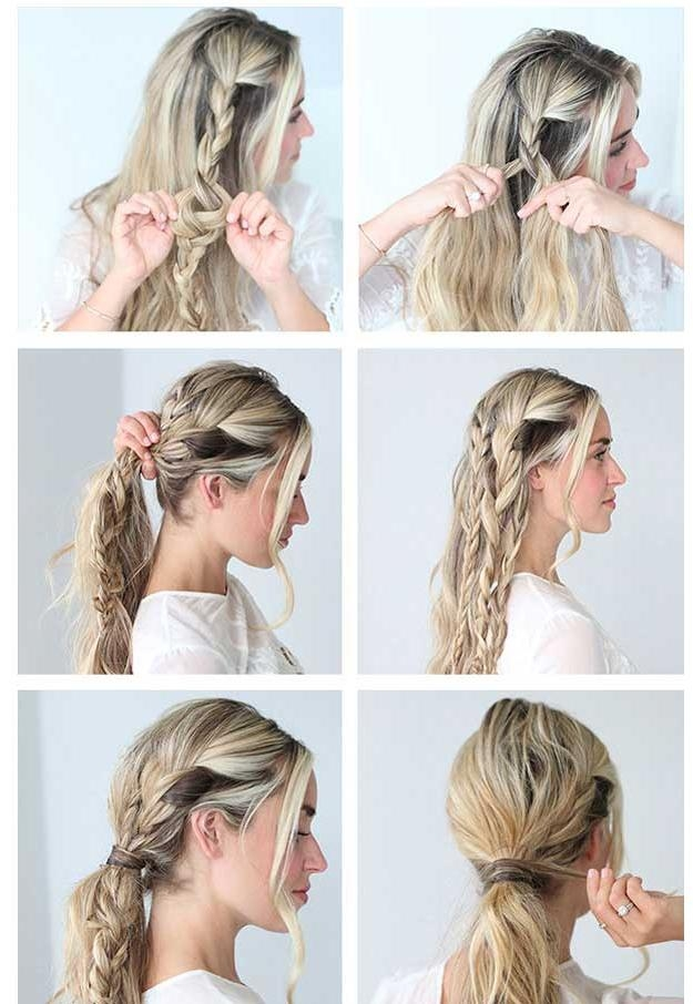 Charming Hairstyles For Cocktail Party Part – 9: Best Hairstyles Throughout Long Hairstyles For Cocktail Party (View 7 of 15)