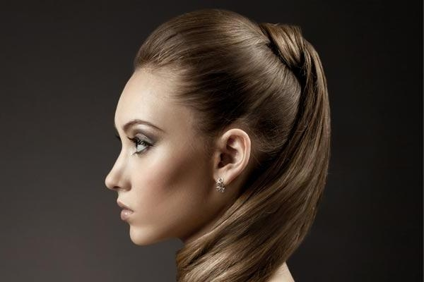 Cocktail Party Hairstyles Pertaining To Long Hairstyles For Cocktail Party (View 6 of 15)