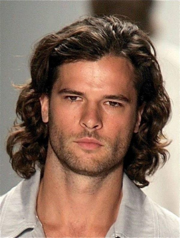 Curly Hairstyle Men For Long Curly Haircuts For Men (View 4 of 15)