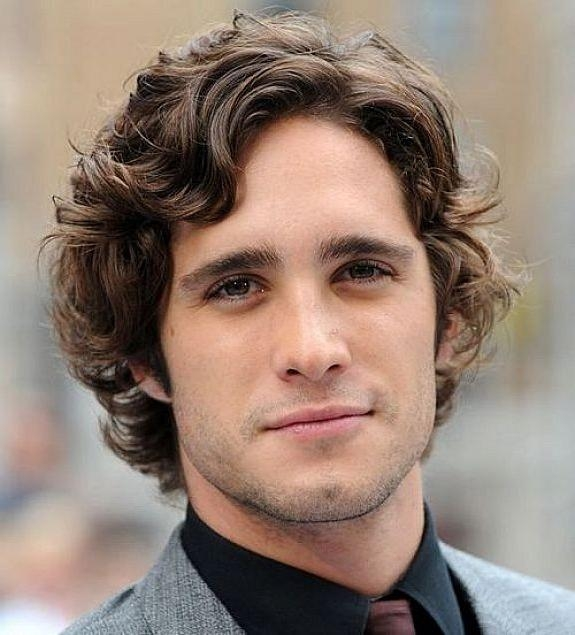 Curly Hairstyles For Teen Guys 18 Popular Styles This Year Intended For Mens Long Curly Haircuts (Gallery 13 of 15)