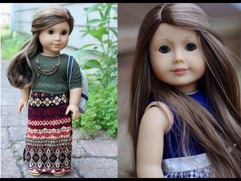 Cute And Beutifull 50 Hairstyles For American Girl Dolls With Long Within Cute Hairstyles For American Girl Dolls With Long Hair (View 13 of 15)