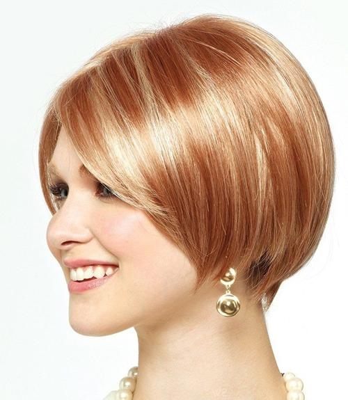 Cute Short Bob Hairstyles For Spring (Gallery 10 of 15)