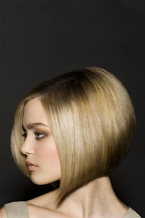 Different Chin Length Bob Haircuts – Women Hairstyles With Regard To 2018 Classic Inverted Bob Hairstyles (View 10 of 15)