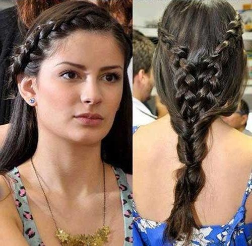 Different Hairstyles For Evening Party | Hairstyles & Haircuts Within Long Hairstyles For Cocktail Party (View 11 of 15)