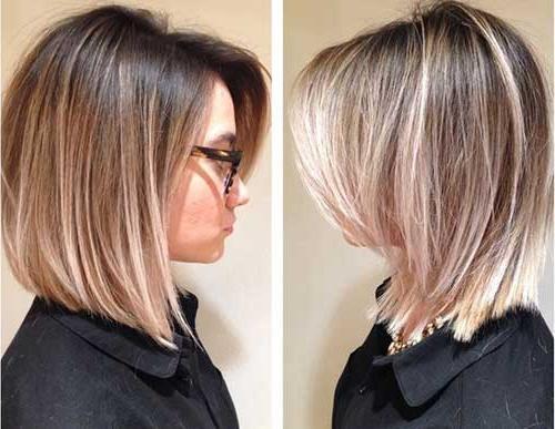 Famous Medium Length Bob Haircuts Regarding 25 Medium Length Bob Haircuts (View 5 of 15)