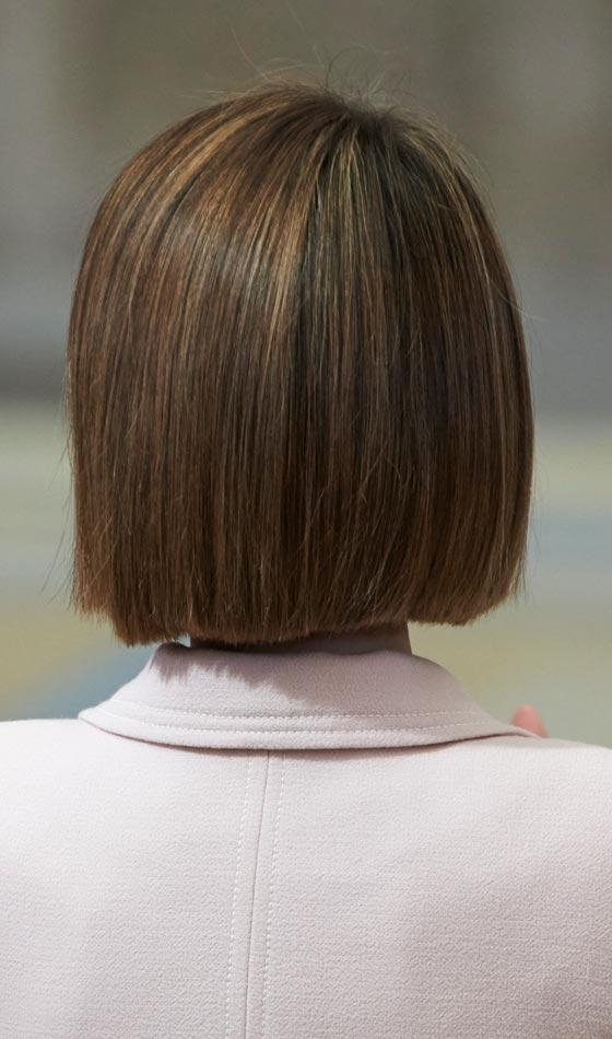 Fashionable Asymmetrical Bob Hairstyles Back View Inside 10 Back View Of Bob Hairstyles To Inspire You (View 7 of 15)