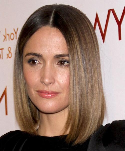 Fashionable Rose Byrne Bob Hairstyles Throughout Rose Byrne Hairstyles For  (View 5 of 15)