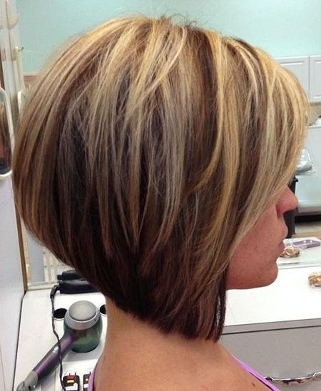 Fashionable Short Colored Bob Hairstyles Inside 35 Best Bob Hairstyles For  (View 6 of 15)
