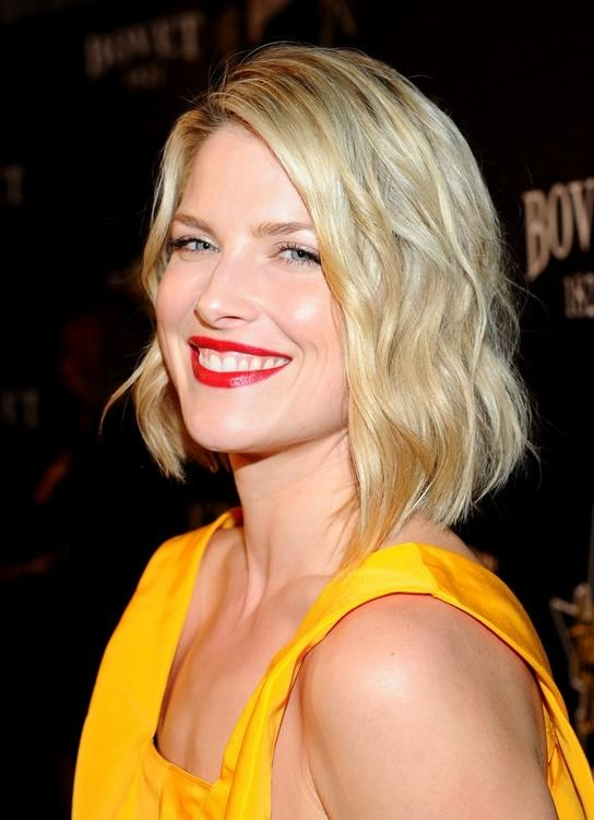 Favorite Ali Larter Bob Hairstyles Regarding Bob Hairstyles (View 6 of 15)