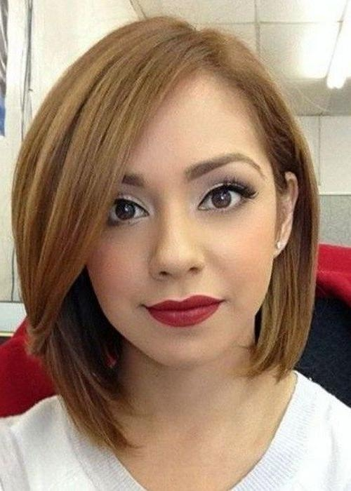 Featured Photo of Asymmetrical Bob Hairstyles For Beautiful Girls