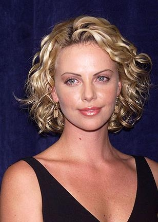 Favorite Charlize Theron Bob Hairstyles Pertaining To Celebrity Hairstyle Haircut Ideas: Charlize Theron Hairstyle Ideas (View 11 of 15)