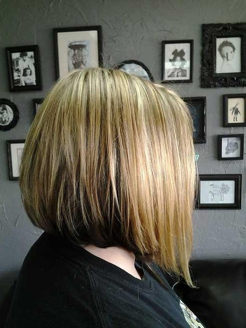2020 Latest Medium Length Inverted Bob Hairstyles
