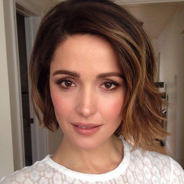 Hair Ideas, Rose Byrne Hair And (View 6 of 15)